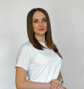 На фото Гольнева Кристина Викторовна