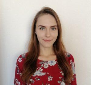 На фото Соколовская Юлия Григорьевна